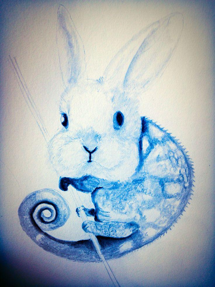 rabbit-chameleon
