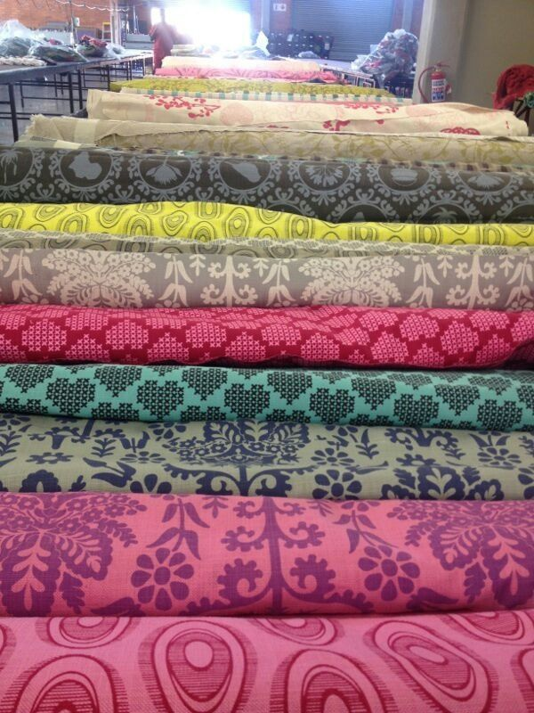 Great fabrics sold at the Winter ‎#Sale