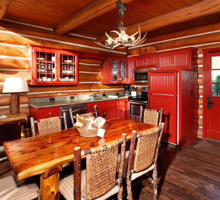 Private Cabin Interior At Big Cedar Lodge Cabin Fever