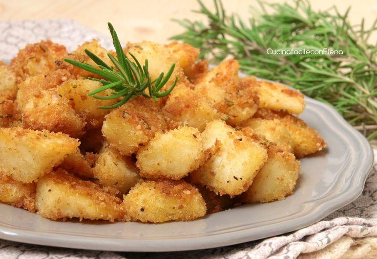 Le patate sabbiose sono uno sfizioso contorno da preparare in poco tempo e dal successo assicurato, data la loro croccantezza esterna e morbidezza interna..