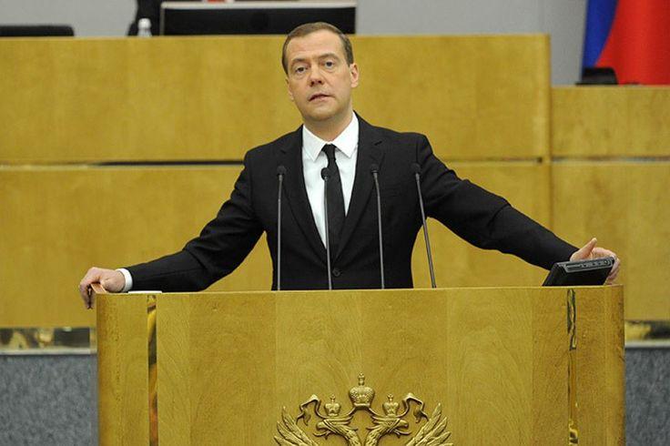 Дмитрий Медведев: Мы не будем включать печатный станок и проводить реформы за счет людей. Премьер назвал пять направлений работы кабмина, необходимых для перспективного развития страны