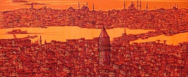 Devrim Erbil'den Akademi'de 50 Yıl sergisi
