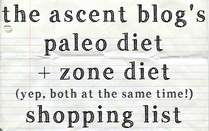 paleo vs the zone diet The paleo zone diet combines the paleo diet and the zone diet, meaning you limit yourself to the foods allowed on the paleo diet while following the zone.