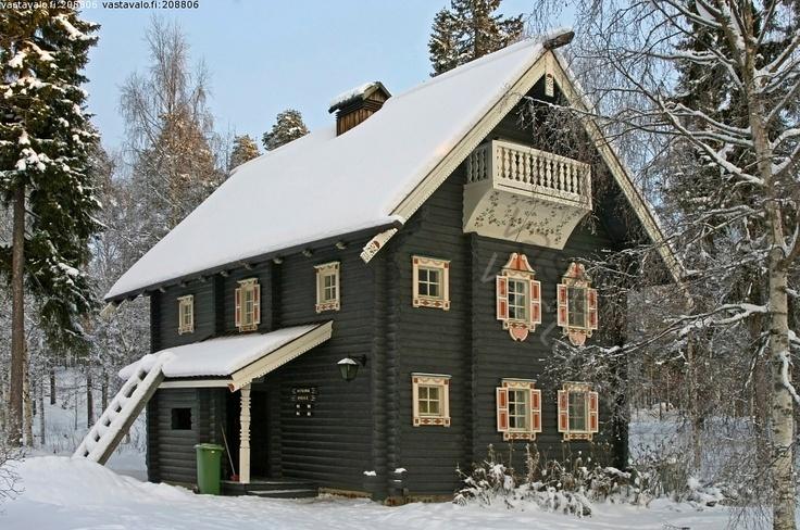 Bomba, Nurmes, North Karelia, Finland.