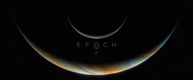 Ash Thorp // Epoch is an experimental film intended to take you on a voyage through our solar system and beyond.