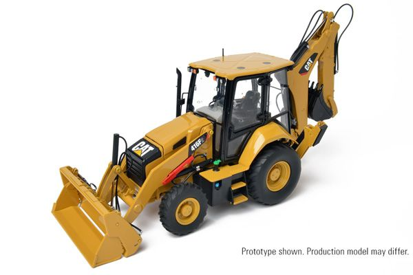 416F2 - CCM Caterpillar 416F2 Backhoe Loader Contractor Collection