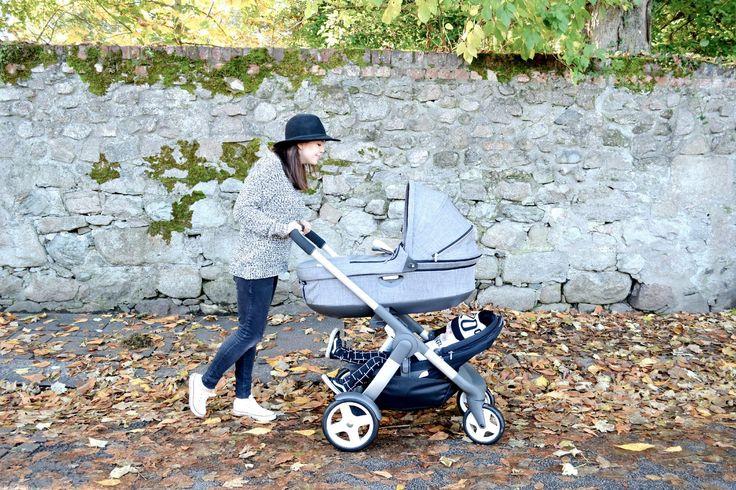 Stokke Crusi Pram Review   Chalk Kids Blog