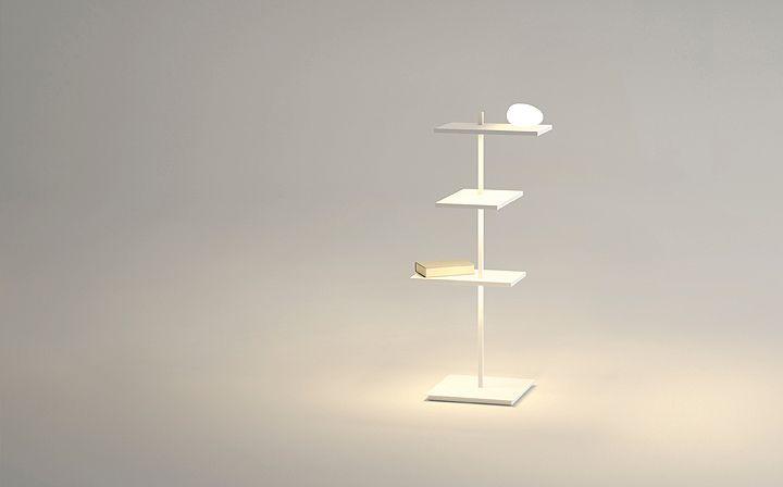 Floor Lamps SUITE 6011 Design by Jordi Vilardell & Meritxell Vidal