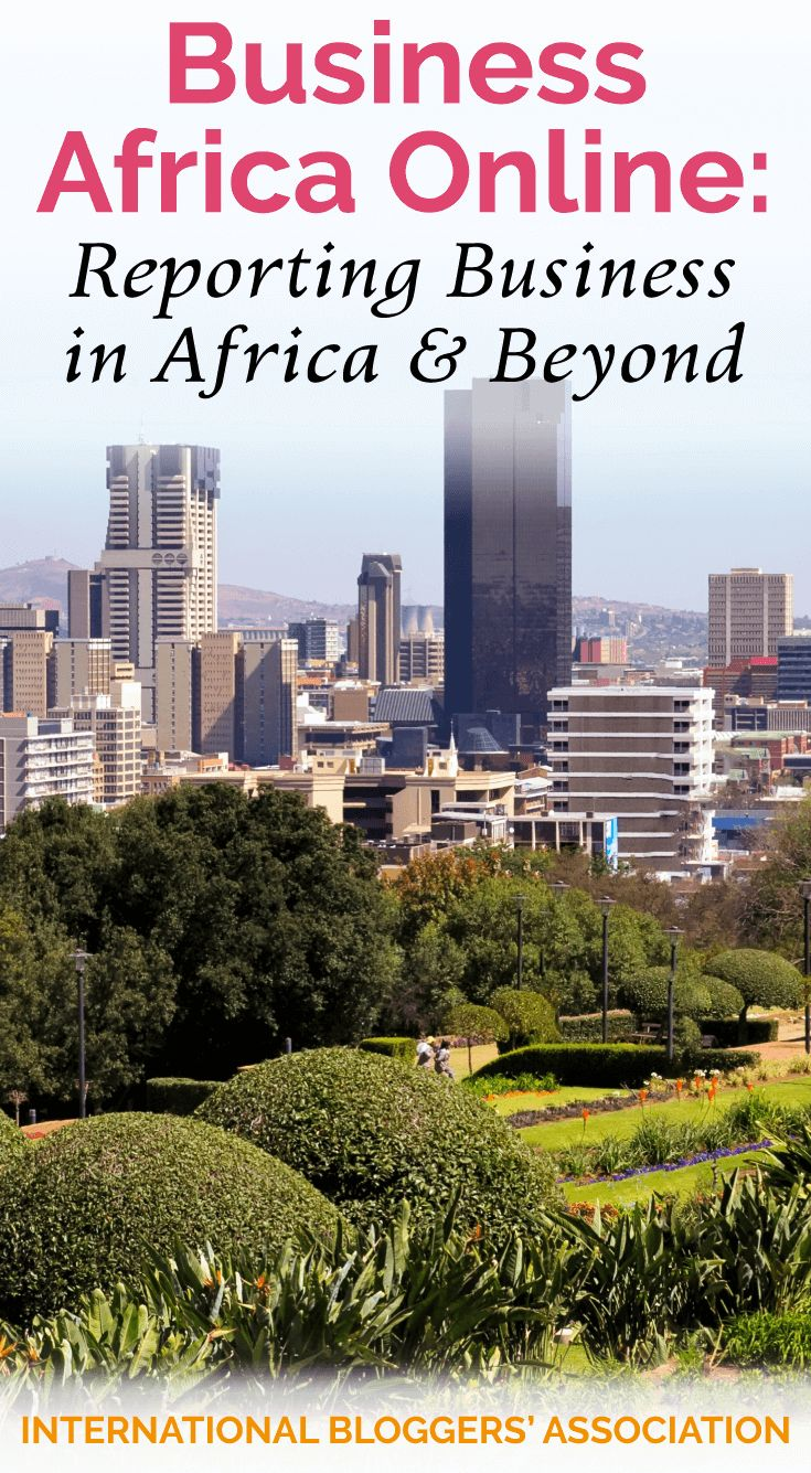 Business Africa Online: Reporting Business  Africa & Beyond