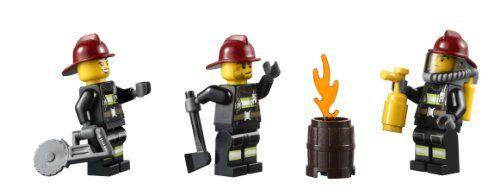 LEGO City Fire Emergency 60003 | Multi City Toys  List Price: $39.99 Discount: $8.00 Sale Price: $31.99