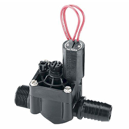 Best price on Hunter Sprinkler PGV101MB PGV Series 1-Inch Globe Male by Barb Valve with Flow Control  See details here: http://bestgardenreport.com/product/hunter-sprinkler-pgv101mb-pgv-series-1-inch-globe-male-by-barb-valve-with-flow-control/    Truly a bargain for the new Hunter Sprinkler PGV101MB PGV Series 1-Inch Globe Male by Barb Valve with Flow Control! Take a look at this budget item, read buyers' opinions on Hunter Sprinkler PGV101MB PGV Series 1-Inch Globe Male by Barb Valve with…