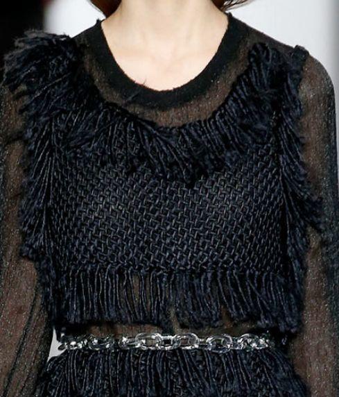 Decorialab - New York fashion week - FW 14-15 - Calvin Klein Collection