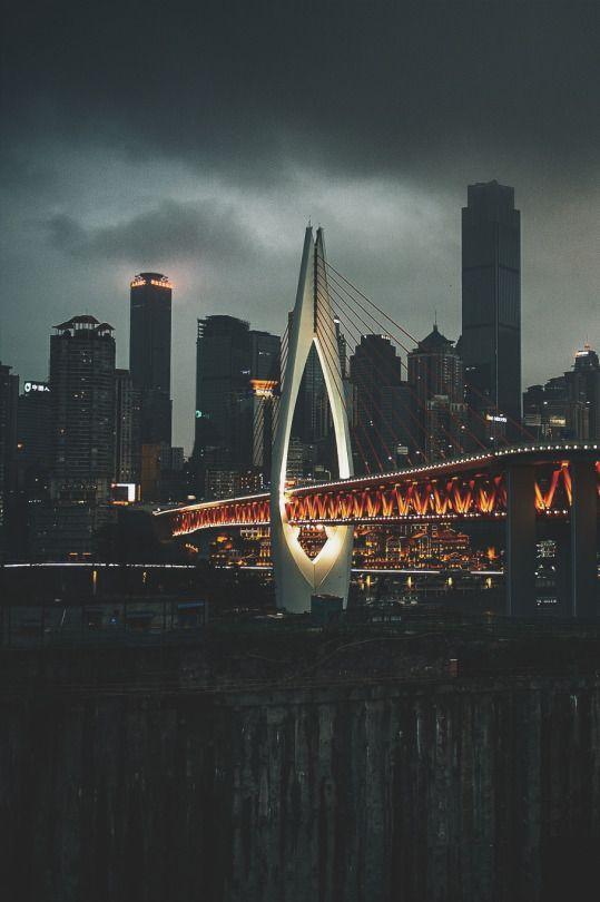 Downtown Chongqing  (Peter Hu)