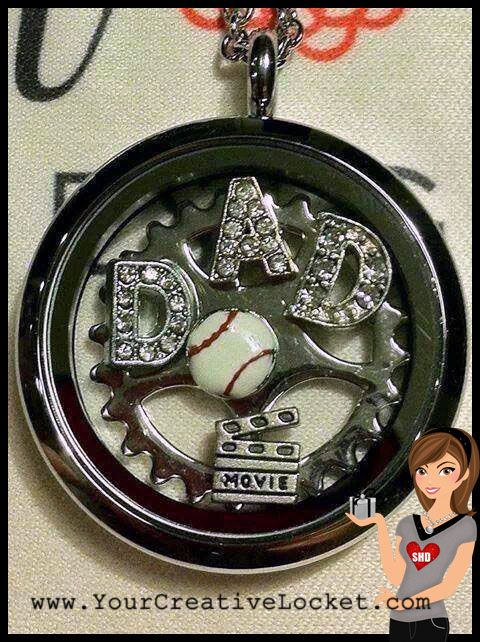#dad, #southhilldesigns, #YourCreativeLocket