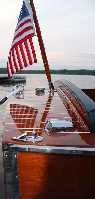 1952 Chris-Craft 18′ sportsman | cynthia reccord