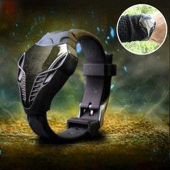 $16 for a Men's LED Cobra Watch   DrGrab