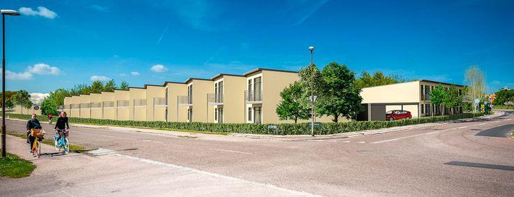 Dragør, Rækkehuse i 2 og 3 plan - Lind og Risør.  Nyt attraktivt boligkvarter med rækkehuse med bedste beliggenhed tæt på vandet. Området ved Vierdiget Skole omdannes til et nyt attraktivt boligkvarter med moderne nye rækkehuse.