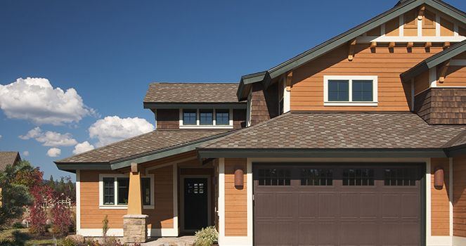 Use a sharp object, such as a screwdriver, to poke under any warped #siding.