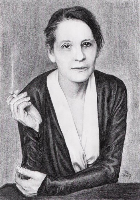 """7 November 1878 – 27 October 1968: Lise Meitner: """"Science makes people reach for truth and objectivity; it teaches people to accept reality, with wonder and admiration, not to mention the deep awe and joy that the natural order of things brings to the true scientist."""""""