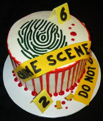 murder mystery cakes - Google Search