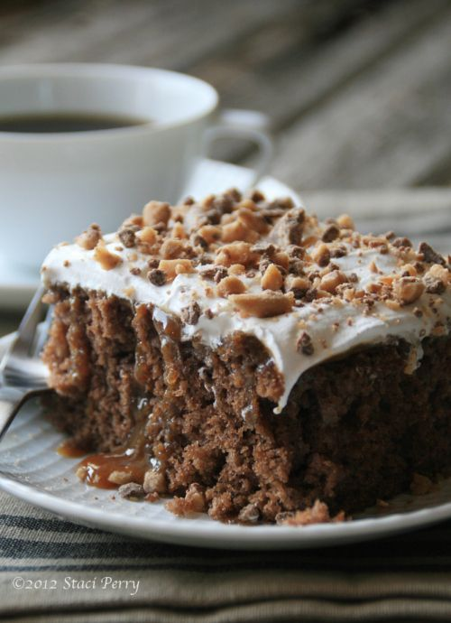 German Chocolate Cake Weight Watchers Points