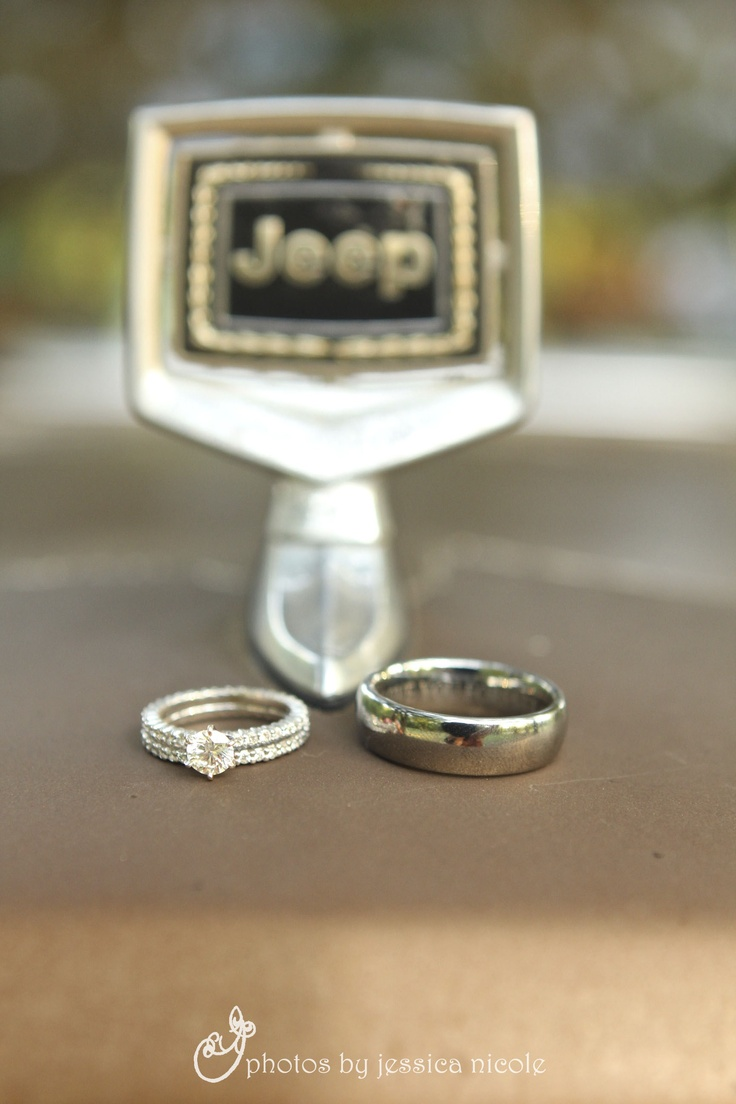 Creative Wedding Ring Picture Photos By Jessica Nicole
