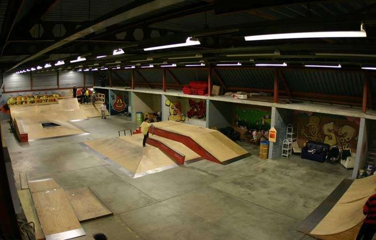 Interior Skatepark - Google Search