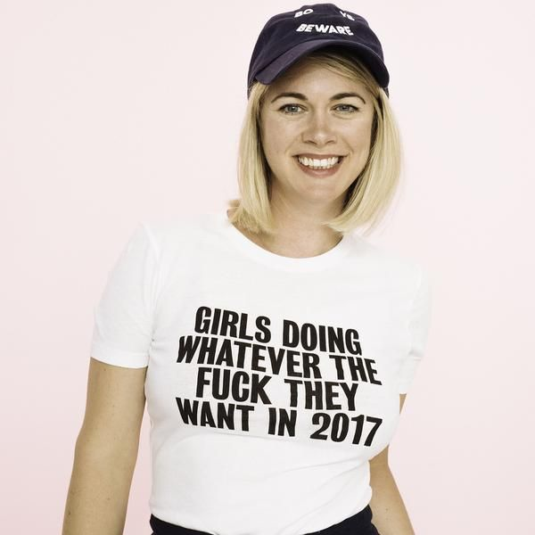Girls Doing Whatever Tee – The Wing Store