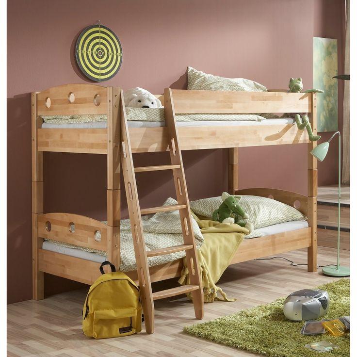 Perfect Bett Lupo II x cm Etagenbett Buche Natur Jetzt bestellen unter https moebel ladendirekt de kinderzimmer betten etagenbetten uid uddeebf bc
