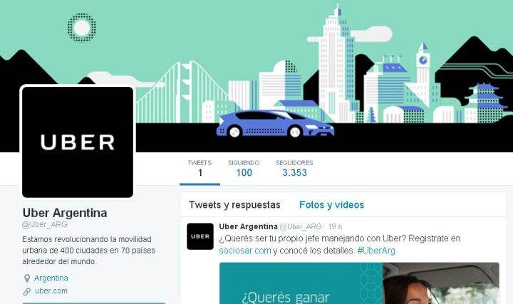 Uber llegó a la Argentina: los 10 requisitos para ser chofer