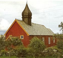 Old Værøy Church - Wikipedia, the free encyclopedia