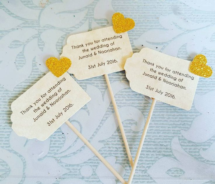 Cupcake toppers for a wedding we helped decorate last weekend! #weddingdeco #wedding #engagement #weddingday #weddings #weddingsurprise #love #lovestory #love_story #weddings #engagementparty #engagementpartyprep #engagementpartyfun #wedding💍 #weddingideas #cupcake #cupcakestagram #cupcaketoppers #caketoppers #weddingcake #weddingcupcakes #weddingcupcakeideas #weddingcakeideas #goldtheme #goldwedding #goldglitter #goldweddingideas #weddinginspo #weddinginspiration