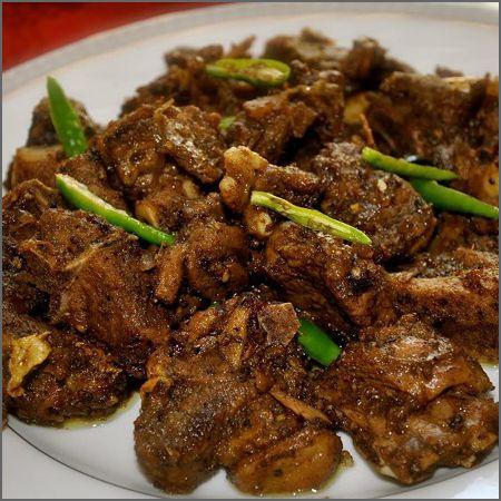 Mutton Sukka | Best Indian Cooking