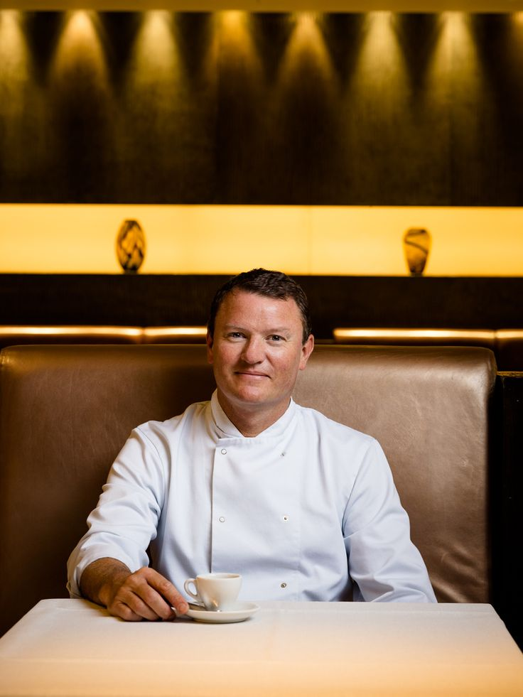My interview with Chef Theo Randall of London.