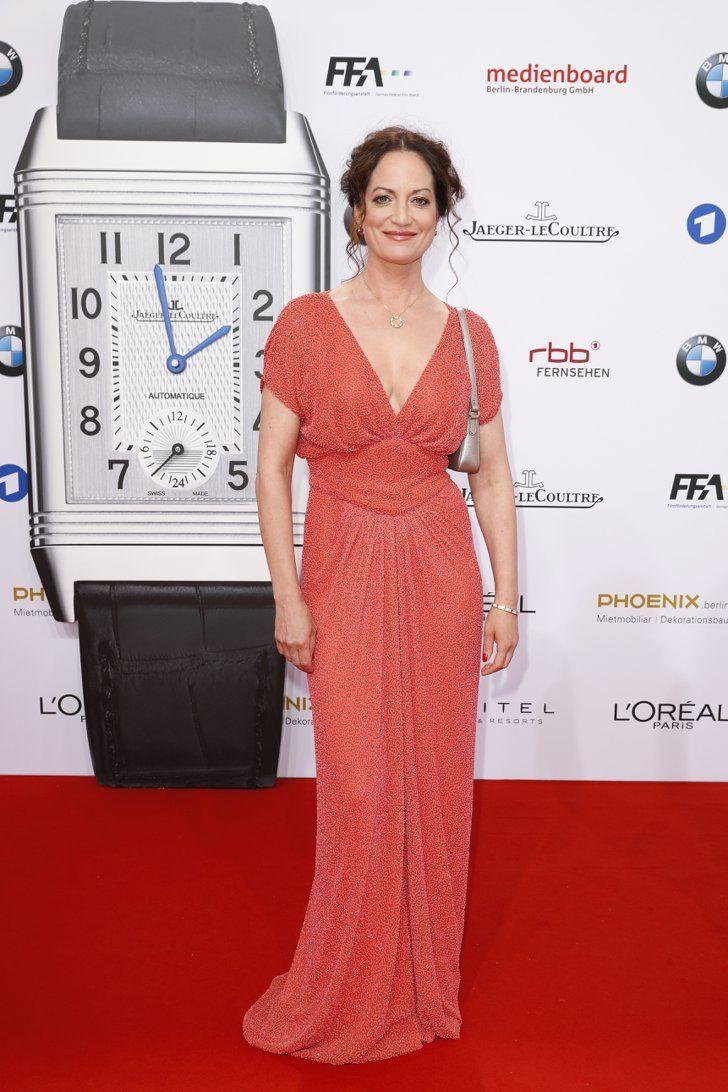 Pin for Later: Seht alle Stars auf dem roten Teppich beim Deutschen Filmpreis Natalia Wörner