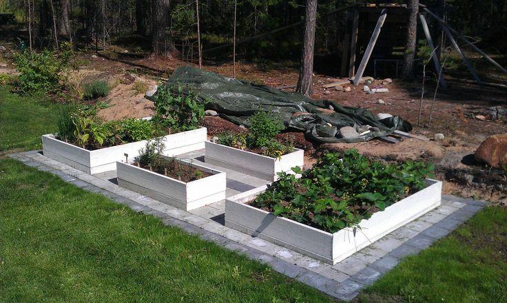 Operan 8: Trädgårdsuppdatering
