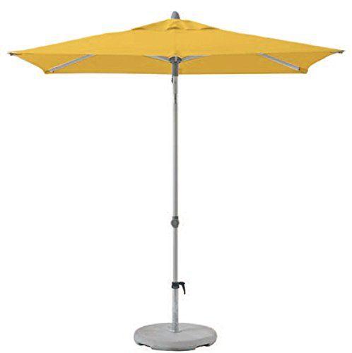 sonnenschirm suncomfort push up eckig 210x150cm gelb rog. Black Bedroom Furniture Sets. Home Design Ideas