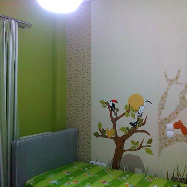 Δωμάτιο αγοριού 5 ετών!