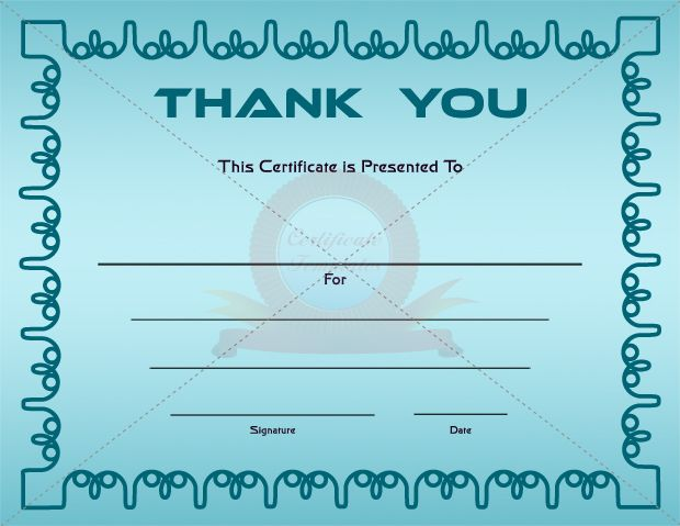 Death certificate template word thank you certificate birth thank you certificate yadclub Images