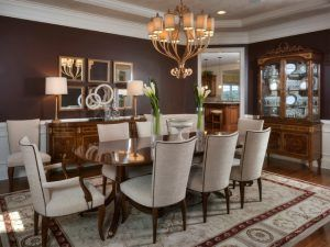 20 Stunning Dining Rooms Interior Designs (With Pictures)