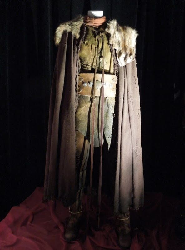Once Upon a Time Costumes   Huntsman costume worn by Jamie Dornan in Once Upon a Time
