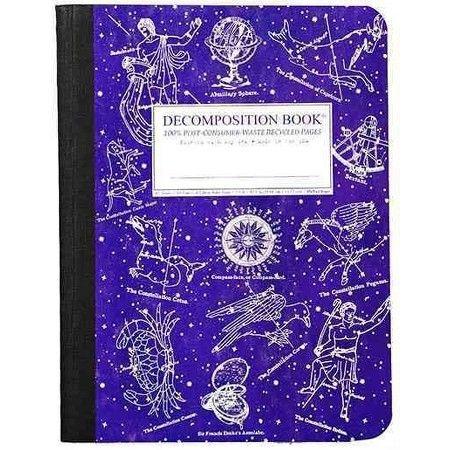 Decomposition Book (Notebook / blank book) : Target