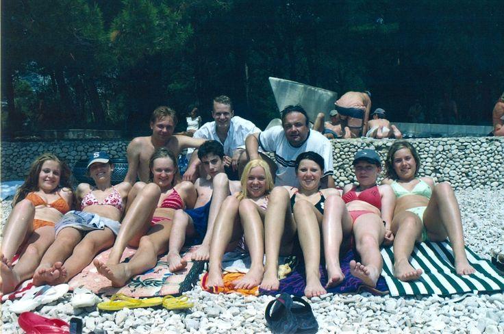 Výlet SŠCR Rožnov p.R., Baška Voda, Chorvatsko... #BaškaVoda #Baškopolje #Adria #Jadran #Chorvatsko #Hrvatska #Croatia #Kroatien #Dalmácie #Dalmatien #dovolená #cestování #travel #travelling #Urlaub http://jhrdy.webgarden.cz/rubriky/chorvatsko-2013/baska-voda