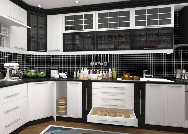 GKHNERDGN ARCHİTECTURE OFFİCE - iç mimari tasarım mutfak: modern tarz Mutfak