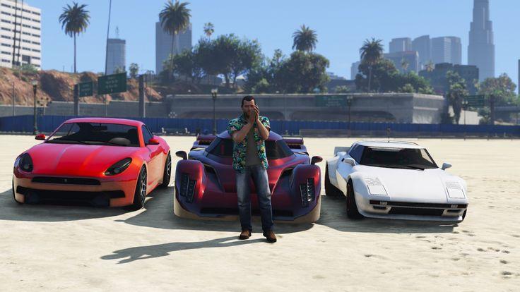 GTA Online Cunning Stunts Vehicles In SP (Mod)