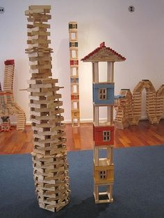 Just got a bunch of these Kaplan blocks for my toy cabinet. Hoping my current and future grands will enjoy them!