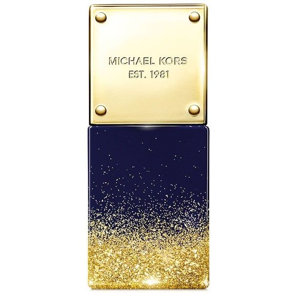 Michael Kors Midnight Shimmer Eau de Parfum, 1 oz. ($60) ❤ liked on Polyvore featuring beauty products, fragrance, perfume, no color, michael kors, edp perfume, parfum fragrance, eau de parfum perfume and eau de perfume