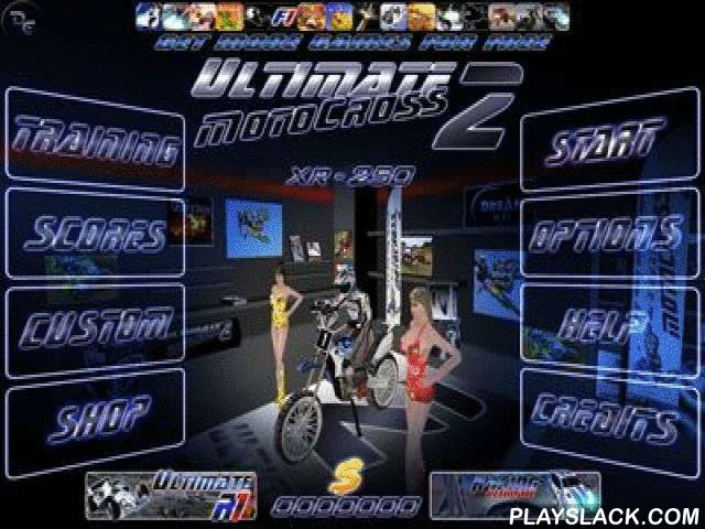 Ultimate MotoCross 2  Android Game - playslack.com , Fill with hormone moving  out ill ruses and high jumps. act in competitions and take rewards in races. achieve cash to purchase more strong bike.