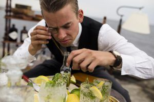 Så gör du en perfekt gin & tonic