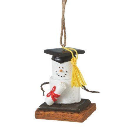 Free Shipping. Buy S'Mores Graduate Graduation Ornament at Walmart.com